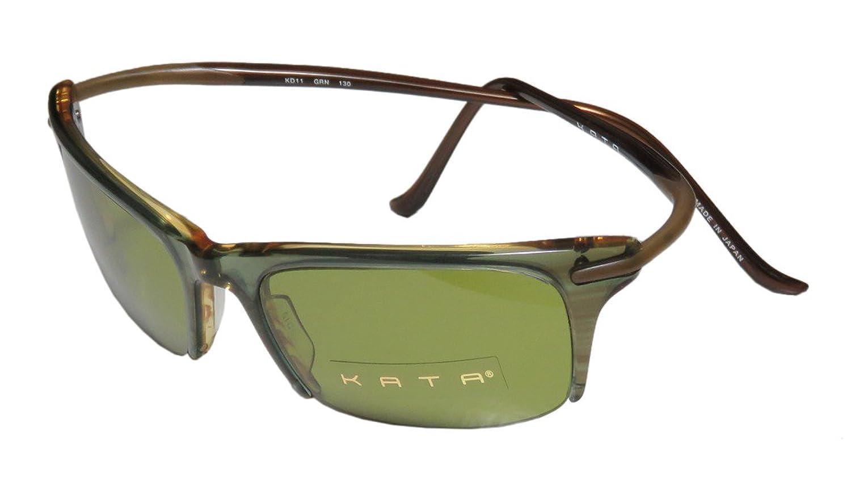 Kata Kd11 Mens/Womens Designer Half-rim 100% UVA & UVB Lenses Sunglasses/Sun Glasses