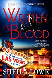 Written in Blood (Forensic Handwriting Mystery Book 2)