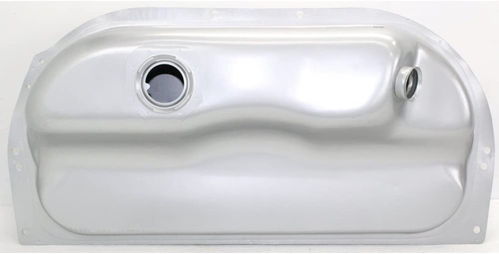 Fuel Tank for Volvo 244 79-89 240 90-93 Steel Silver 16 Gal//60L 18 X 38 X 16 In.