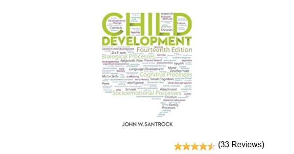 Santrock 14th edition array child development an introduction 14e 14th fourteenth edition by rh fandeluxe Images