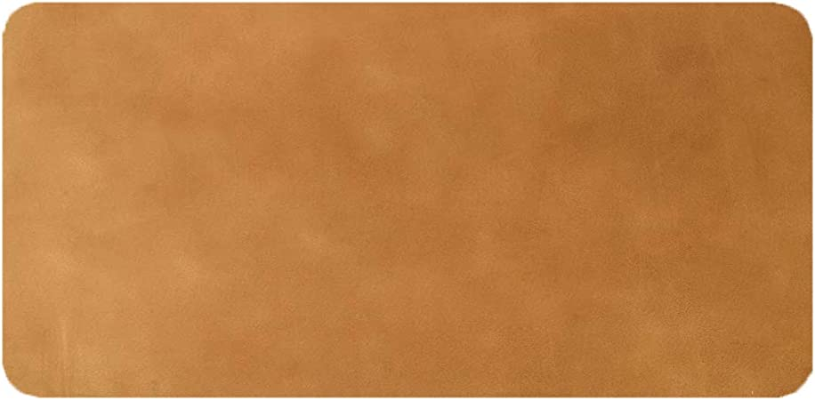 for Crafts//Tooling//Hobby Workshop 3.5mm Hide /& Drink 8x11 Thick Leather Square Heavy Weight :: Bourbon Brown