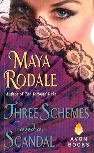 Download Three Schemes and a Scandal pdf epub