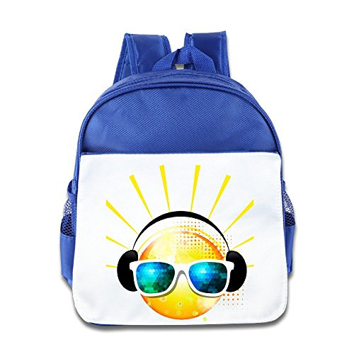 Jade Custom Cute Handsome Face Pack Sun Glasses Kids Children School Bag Backpack For 1-6 Years Old - Johnny Eyewear Depp