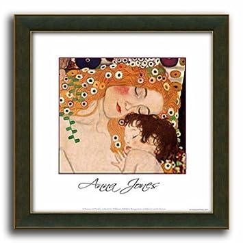 Personalized Mother s Love – Gustav Klimt
