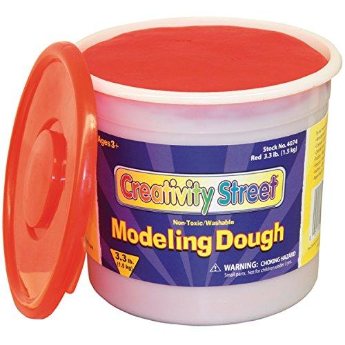 modeling-dough-tub-33lb-red