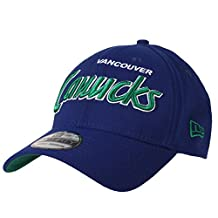 Vancouver Canucks Script Sign Classic 39THIRTY Cap