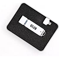 USB Mini RFID 125KHz Proximity EM Card Reader For Win8/Android/OTG(8H10D ASII Output)