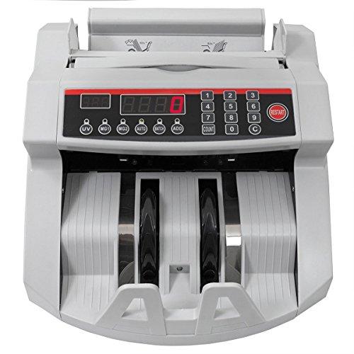 XtremepowerUS Bill Counter Machine, Counterfeit Detector