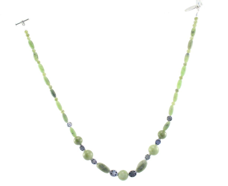 Connemara Marble Celtic Necklace