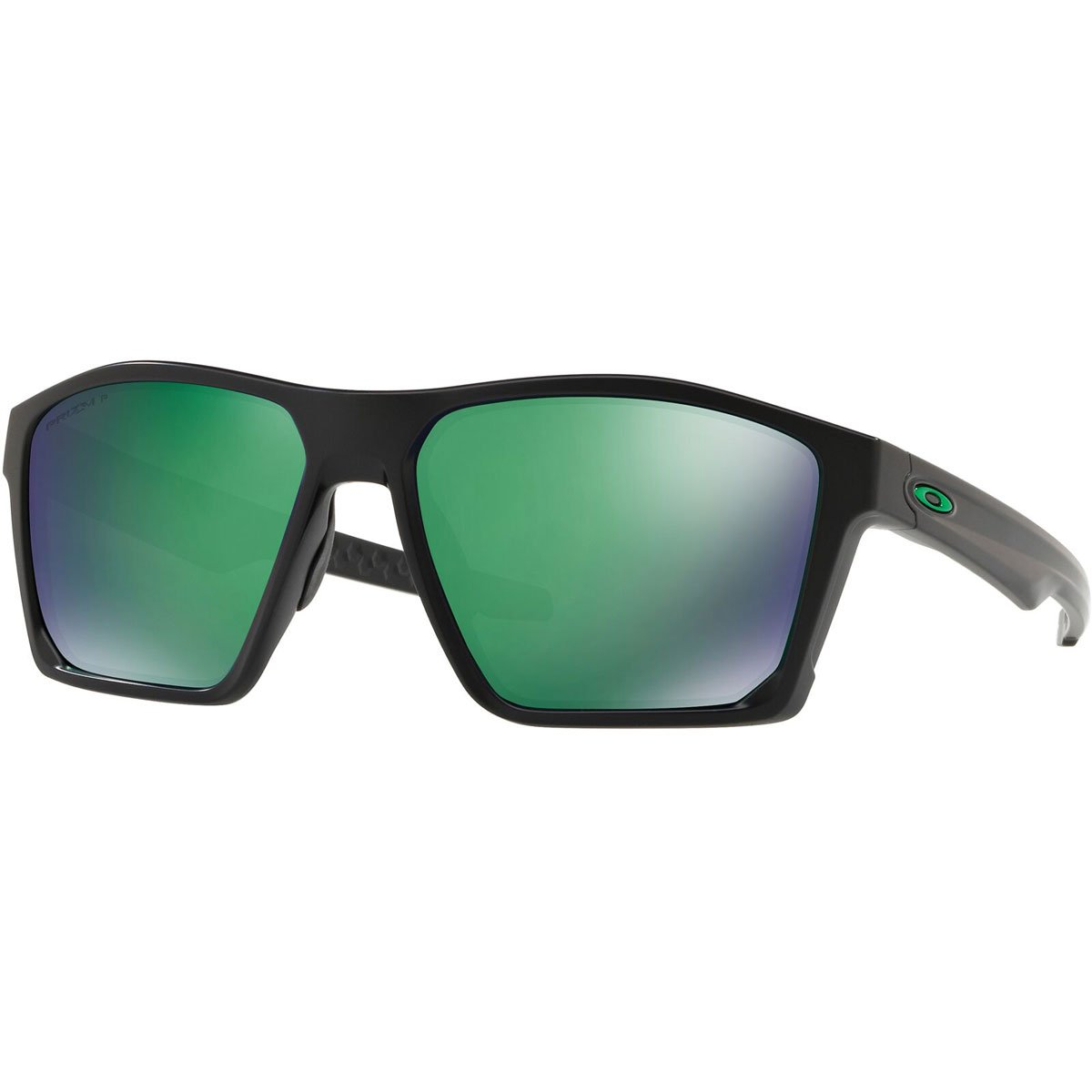 e078fbf14815c Amazon.com  Oakley Men s Targetline Polarized Iridium Square Sunglasses