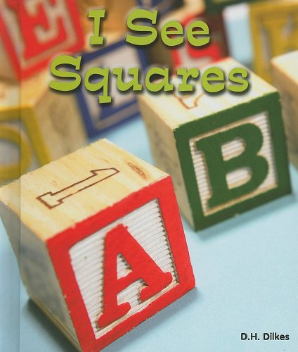 I See Squares (All About Shapes)
