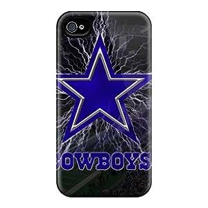 Luoxunmobile333 Fashion Protective Dallas Cowboys Samsung Galaxy S5 I9600/G9006/G9008