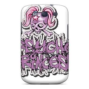 linfenglinGvvzw2828KroDd Psyco Princess Fashion Tpu S3 Case Cover For Galaxy