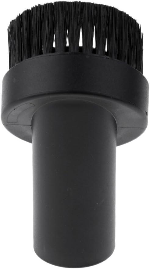 passend f/ür die Durchmesser 32 // 35 mm mit Naturhaarborsten M/öbelpinsel // M/öbelb/ürste f/ür Staubsauger DREHFLEX