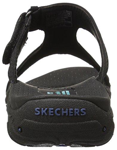 Blk Reggae nbsp;rockfest 47786 Skechers Noir Femme Chaussures q610fxSw