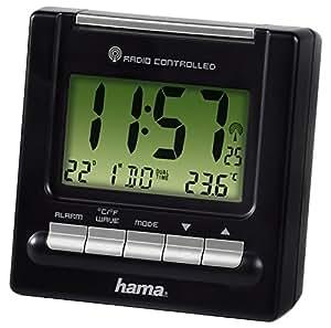 Hama 00092630 RC200 - Despertador de viaje