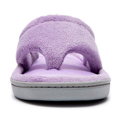 Chaussons Niche Cozy Femme Violet Pour CTxxfwq