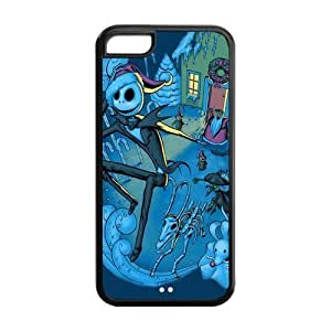 diy phone caseCustomize Cartoon Nightmare Before Christmas Back Case for iphone 5/5s JN5C-169diy phone case1