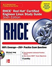 RHCSA/RHCE Red Hat Linux Certification Study Guide (Exams EX200 & EX300), 6th Edition by Michael Jang (2011-07-08)