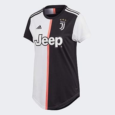 adidas Juve H JSY W - Camiseta Mujer: Amazon.es: Deportes y aire libre