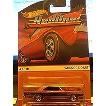 Hot Wheels Redline 6 of 18 '68 Dodge Dart