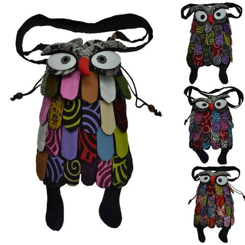 PATCH OWL BAG PATCH OWL Z7qn768p