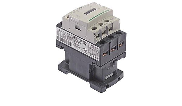 TELEMECANIQUE LC1D09V7 - Protector de potencia para Capic ...