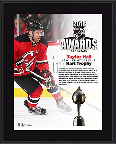 Taylor Hall New Jersey Devils 10.5