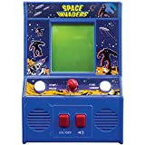 The Bridge Direct Space Invaders Mini Arcade - Portable Game Has Joystic Action And Sounds