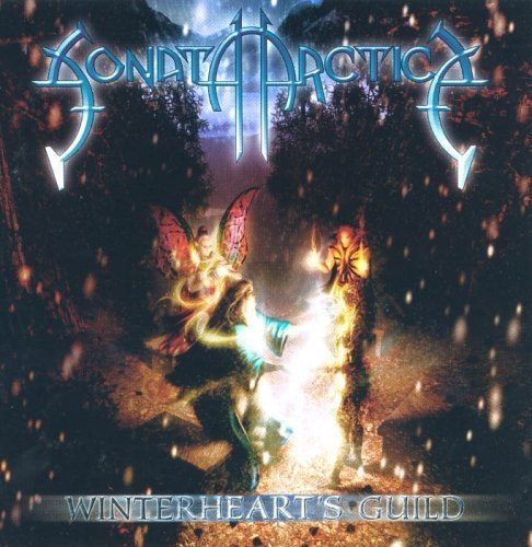 CD : Sonata Arctica - Winterheart's Guild (CD)