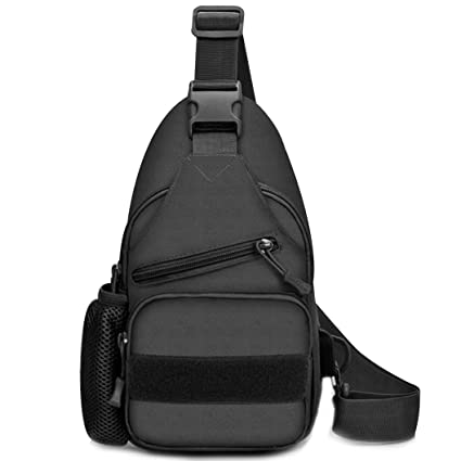 Climbing Bags Tactical Military Bag Shoulder Chest Cross Body Backpack For Men Women Sports Climbing Hiking Travel Bag With Usb Charging Port