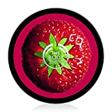 The Body Shop Mega Body Butter, Strawberry, 13.5 Ounce