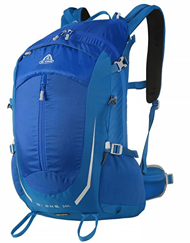 Aione Trekking Hiking Travel backpack Rucksack Water Resistant Durable for hunting Backpacking Outdoor Climbing Mountaineering with Rain Cover