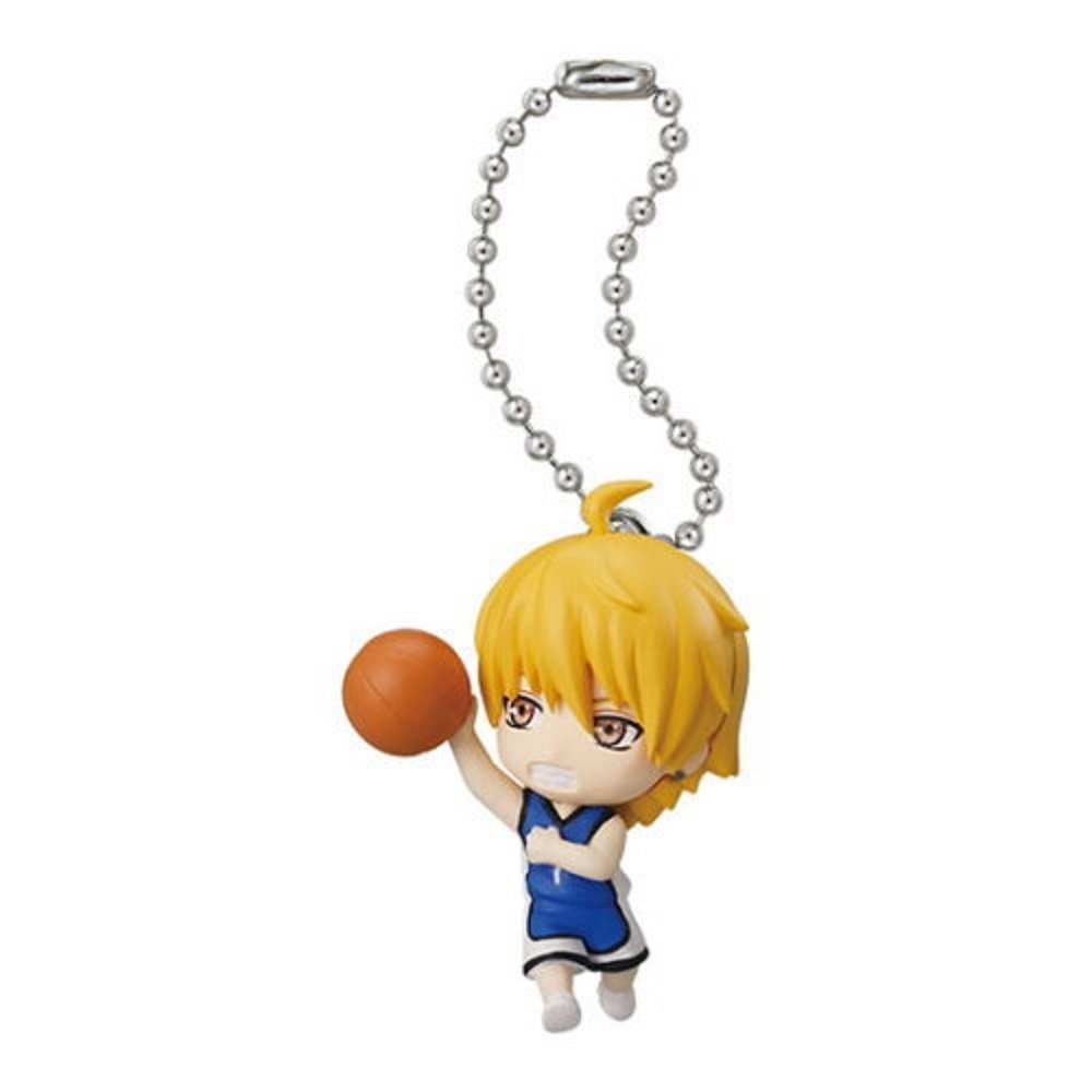 Kuroko No Basket Swing Figure Keychain ~ Ryōta Kise All Stars
