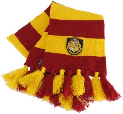 B0007A2K56 elope Harry Potter Hogwarts Gryffindor Knit Hat and Scarf Set 41rjAGD50zL
