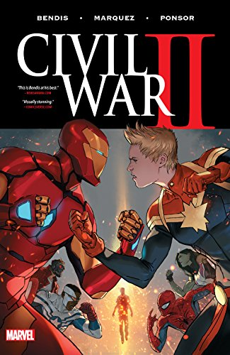 Civil War II (Civil War II (2016)) by [Bendis, Brian Michael]