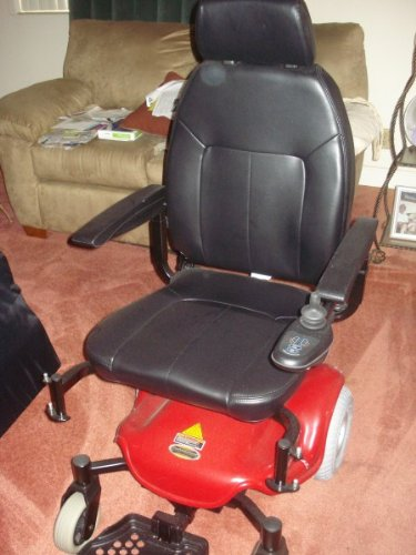 Rider Streamer Sport Power Chair