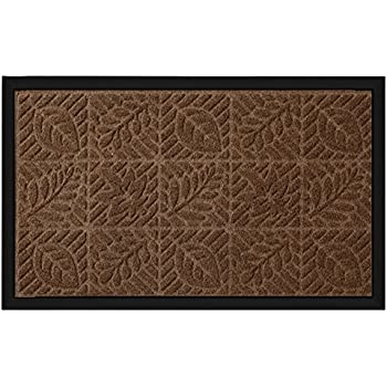 Outside Shoe Mat Rubber Doormat for Front Door 18\ x 30\  Outdoor Mats Entrance  sc 1 st  Amazon.com : door carpet - pezcame.com