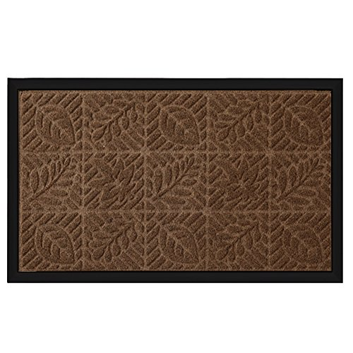Hummingbird Floor Mat (Outside Shoe Mat Rubber Doormat for Front Door 18