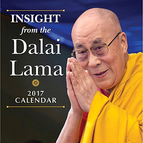 Insight from the Dalai Lama 2017 Day-to-Day Calendar