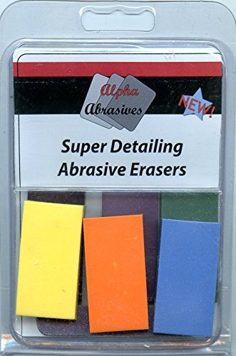 Tool Erasers - 8