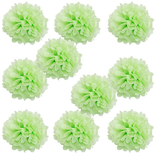 Beach Ball Shamrock (WYZworks Set of 10 - LIGHT APPLE GREEN 10