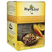 Mighty Leaf Tea Organic African Nectar, 15 tea bags