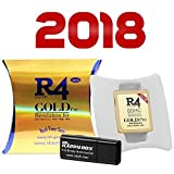 R4I SDHC Gold Pro 2018 New Version Support 3DS, NDSiXL/LL, NDSi,NDSL, Nds, DSI, 2DS,New 3DS XL,New 2DS XL with Memory Adapter