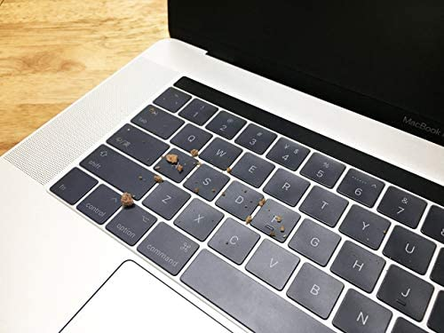 Laptop Accessories KAEMPFER Ultra Thin Keyboard Protector for Apple MacBook Pro 13 or 15 with Touch Bar