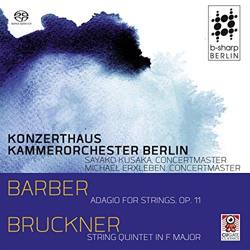 Barber: Adagio for Strings Op....