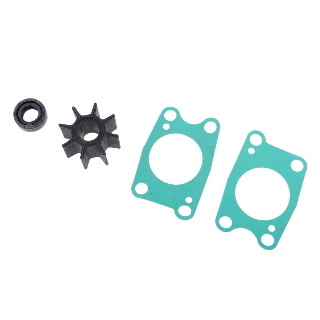 Water Pump Impeller Kit for Honda 5HP BF4.5 BF5 Outboard Part# 06192-ZV1-C00