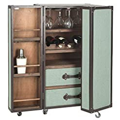 Home Bar Cabinetry Safavieh Home Collection Sage Bar Cabinet home bar cabinetry