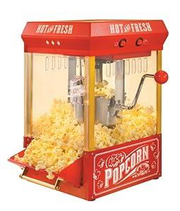 Nostalgia KPM200 Vintage Collection 2 : Nostalgia Electrics KPM200 Kettle Popcorn Maker