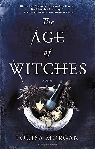 Amazon.com: The Age of Witches: A Novel (9780316419512): Morgan ...